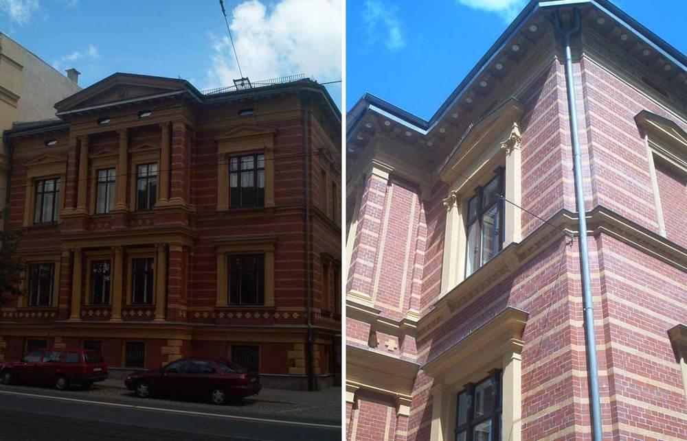 Stadtvilla Creditreform, L.-Wucherer-Straße, Halle