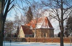 Kirche Fährendorf, Bad Dürrenberg