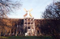 Windkunst Gradierwerk, Bad Dürrenberg