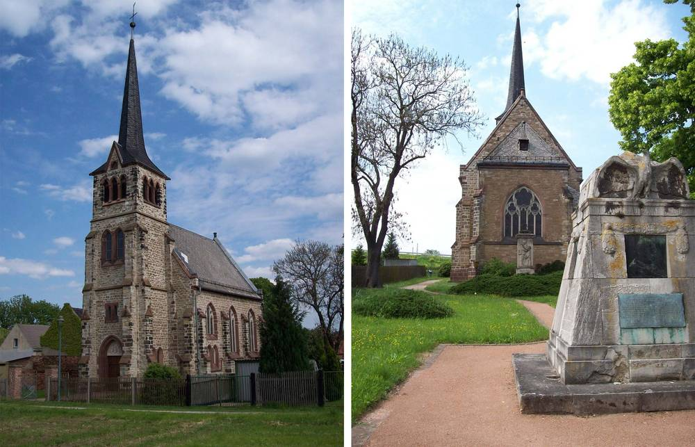 Kirche Kriechau