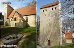 Kirche Großgörschen
